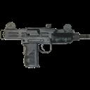 Mini, Pistol, Uzi icon