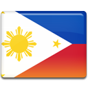 philippines, flag icon