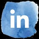 social media, social, social network, linked in, linkedin, professional icon