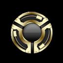 Gold, Googlechrome icon