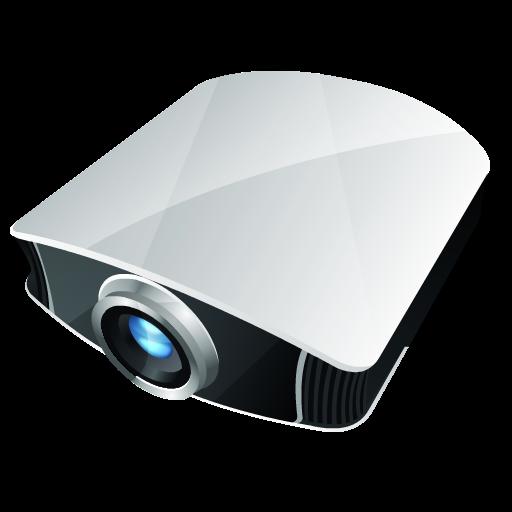 hp, projector icon