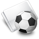 Folder Games Soccer icon