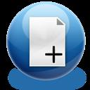 files add icon