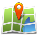 Maps, Mobile icon