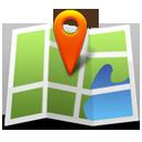 Maps, Mobile icon