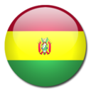 bolivia,flag,country icon
