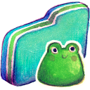 Frog, g icon