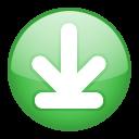 descend, down, fall, descending, download, decrease icon