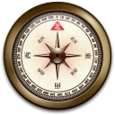 Compass, Iphone icon