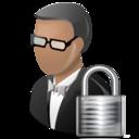 lock,mycomputer,locked icon