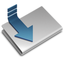 Alt, Downloads icon