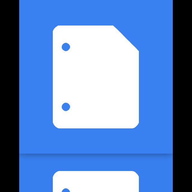 docs, google, mirror icon