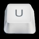 letter uppercase U icon