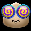 Dizzy, Emot icon
