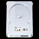 hard,disk,default icon