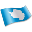 Antarctica Flag 2 icon