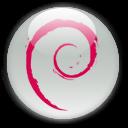 debian, linux, configure icon
