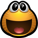 monsters, delighted, avatar, smiley, smile, happy, monster icon