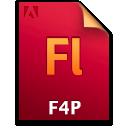 Document, F4p, File, Fl icon
