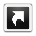Emblems emblem symbolic link icon