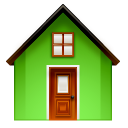 building, homepage, house, home icon