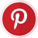 social media, photo sharing, pinterest, pinterest logo icon