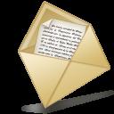 Abierto, Mail, Oficina icon