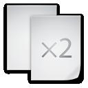 file, copy icon