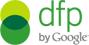 logo, dfp icon