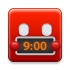 Clock, Digital, Morning icon