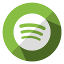 communication, music, social, media, internet, multimedia, spotify icon