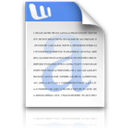 word,file icon