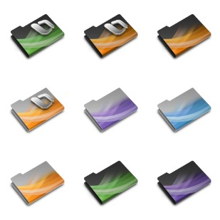 Pry Office icon sets preview