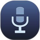 Flat, Mobile, Search, Voice icon