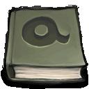 font,book icon