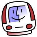 ruby, imac icon