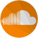 cloud, soundcloud, modern, sound, modern media icon