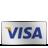 platinum, visa, credit card, card, credit icon