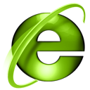 ie7,green icon