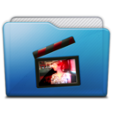 folder movies alt icon