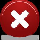 stop, close, no, cancel icon