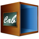 fichiers compresse cab icon