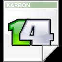 Karbon icon