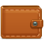 money, coin, wallet, cash, currency icon