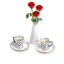Flower, Vase icon