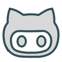 avatar, ninja, face, figure, cat icon