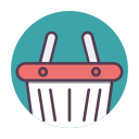 basket, shopping, shop, store icon
