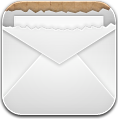 Alt, Email, Opened icon