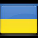 flag, ukraine, ua icon