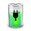 energy, battery, power, charge icon